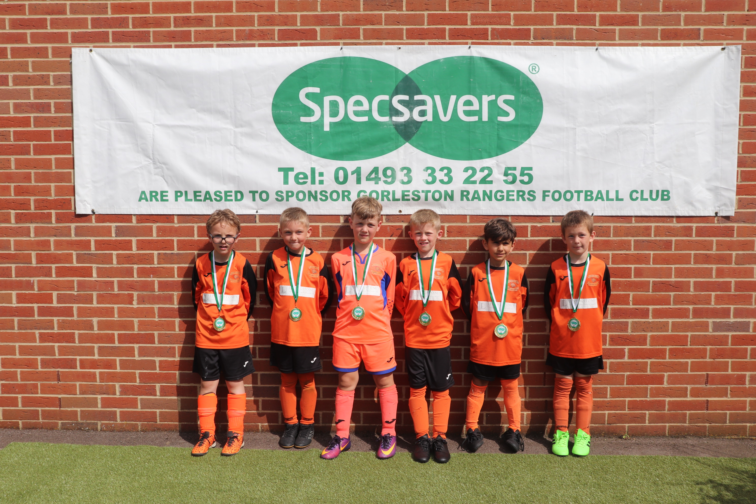 U7 Burnt Hill Raptors