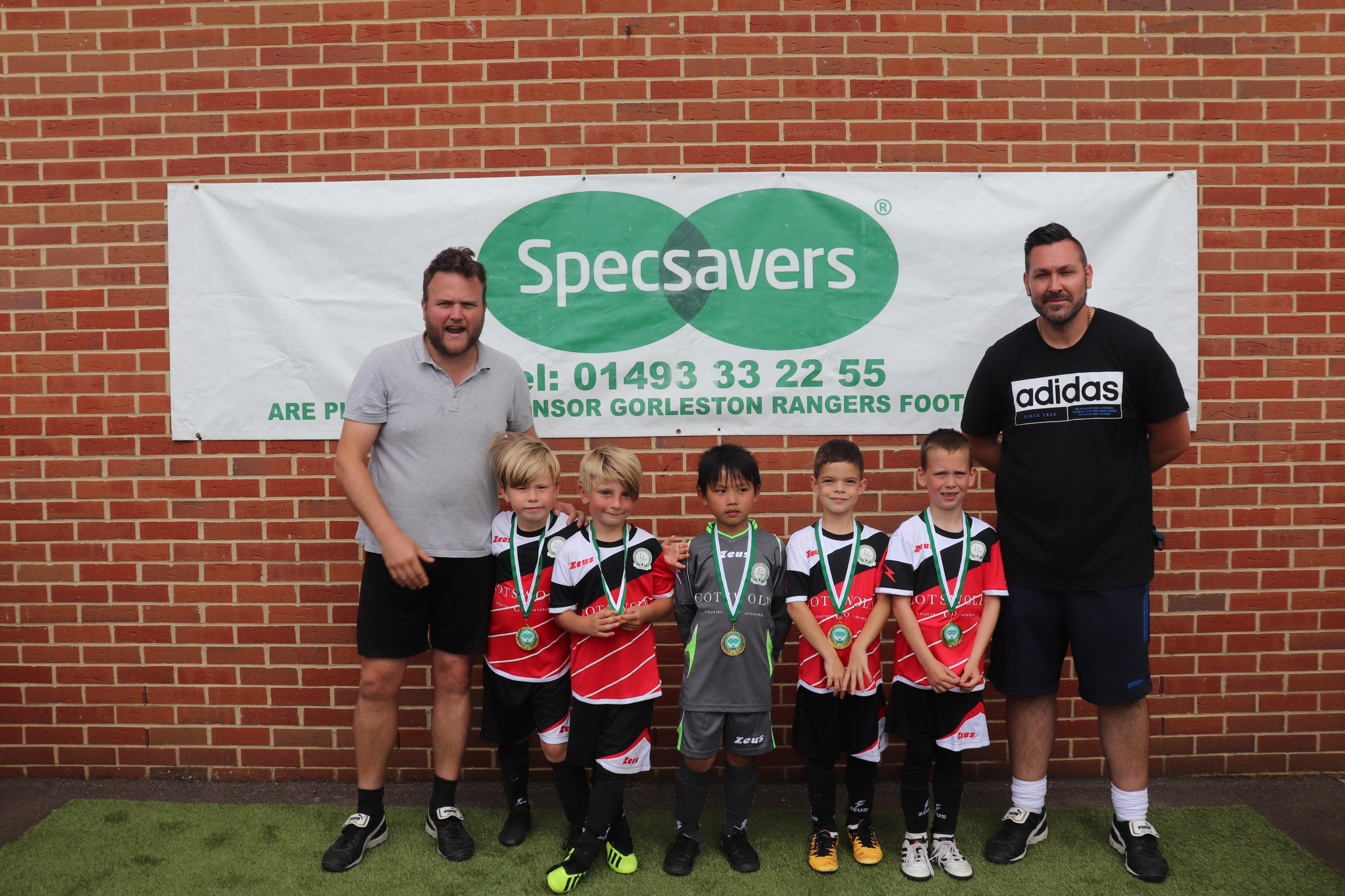 U7 GRFC Ospreys Whites
