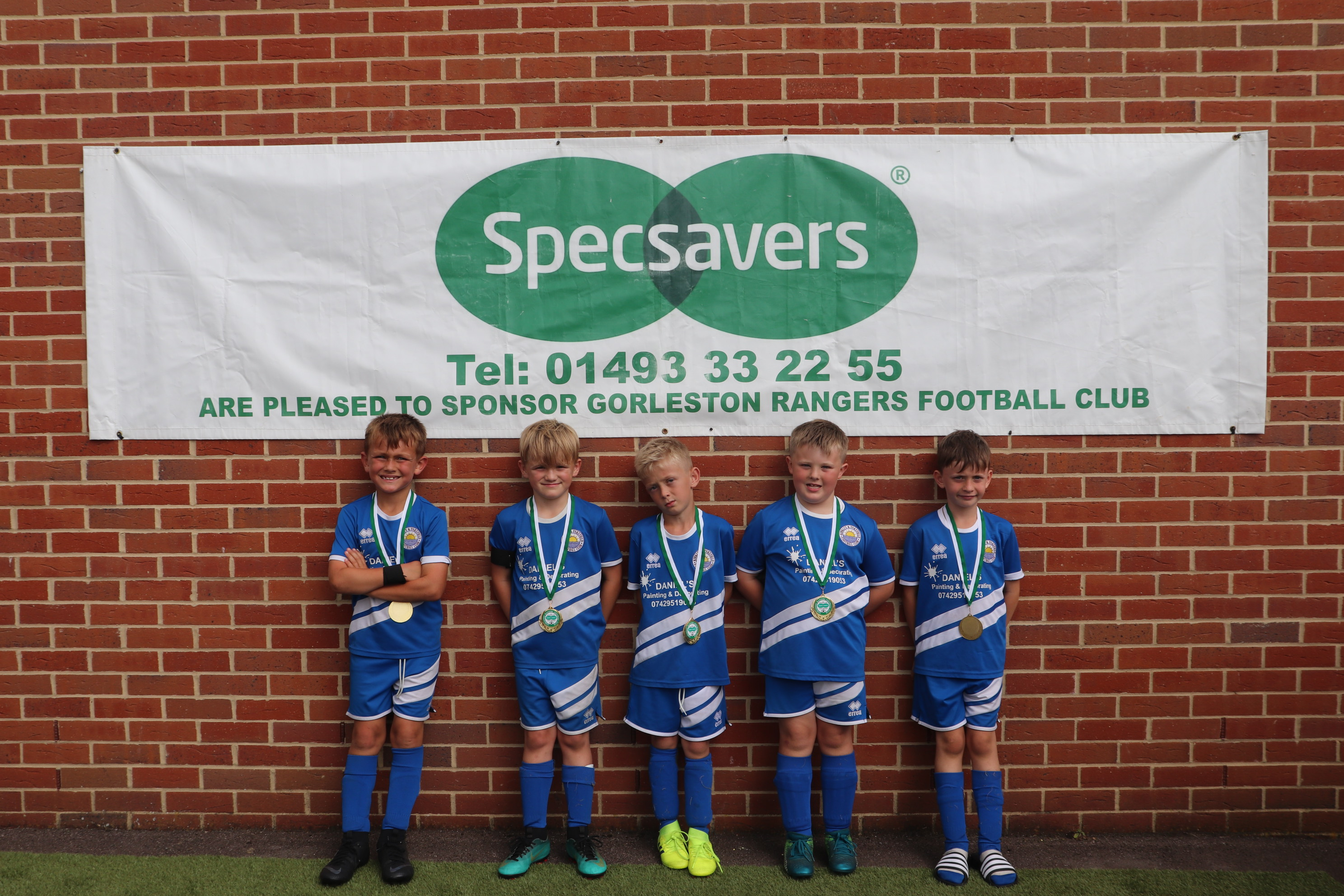 U7 Kirkley Pakefield Crusaders