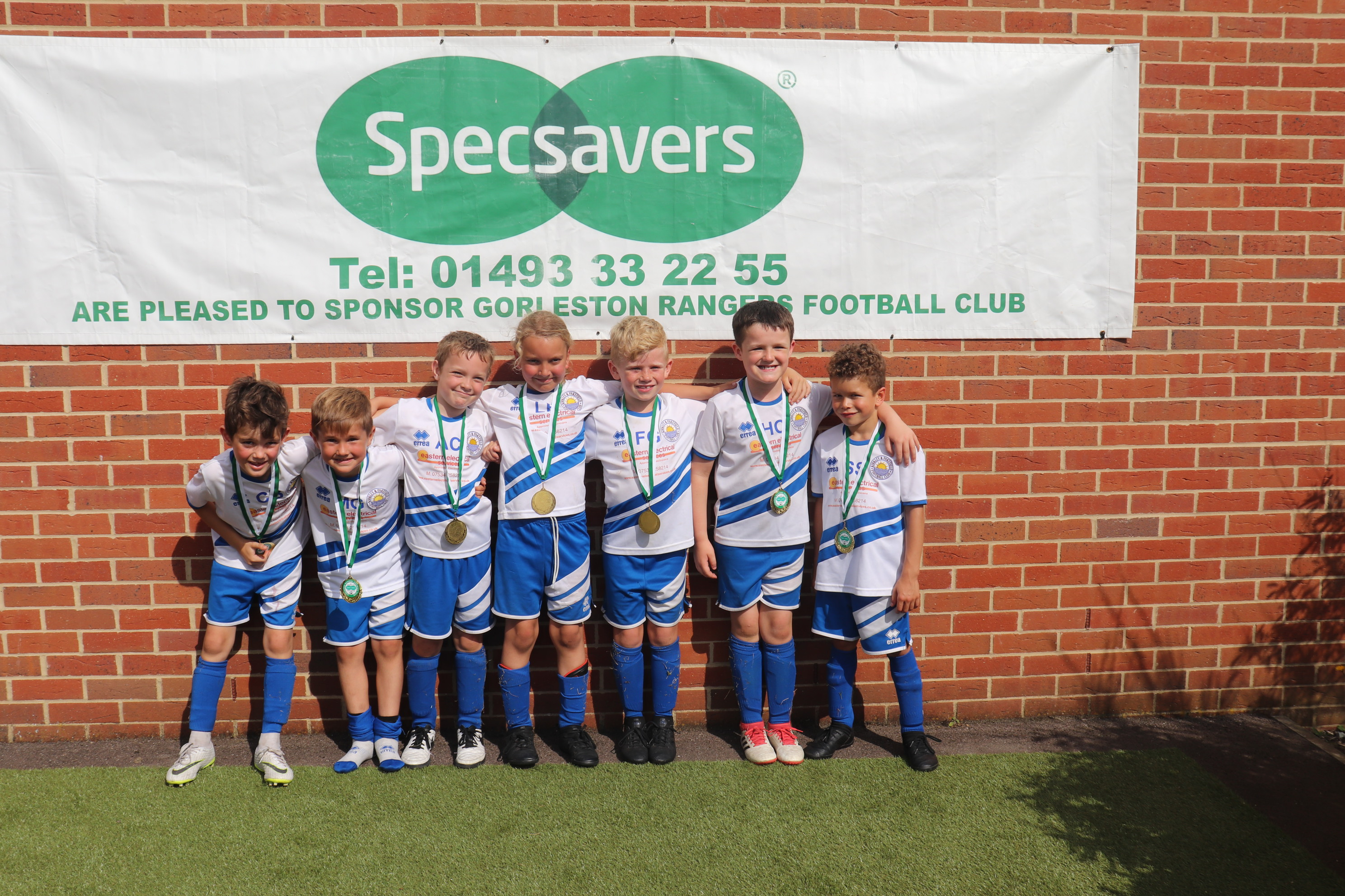 U7 Kirkley Pakefield Kings