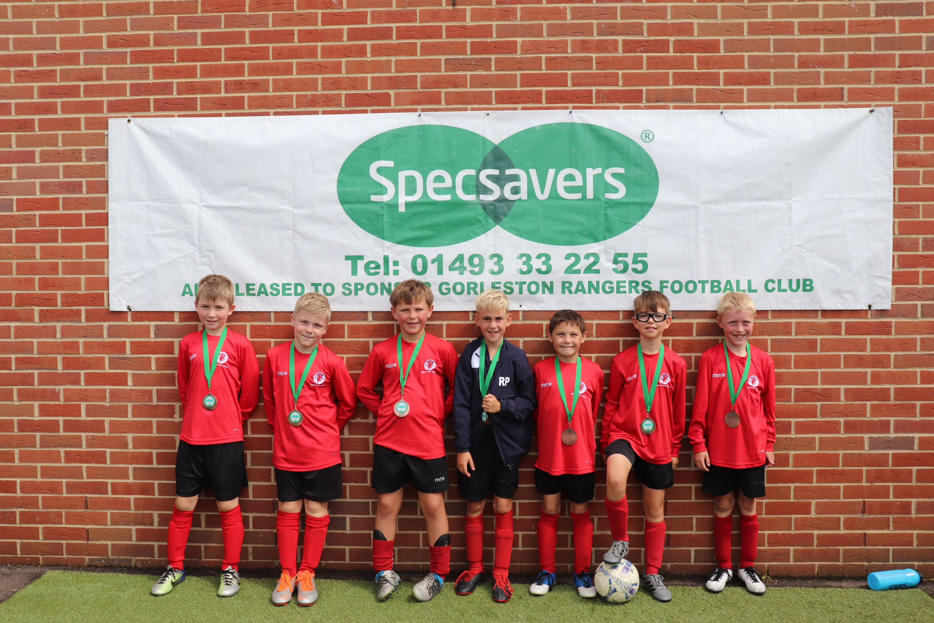U8 Trimley Red Devils